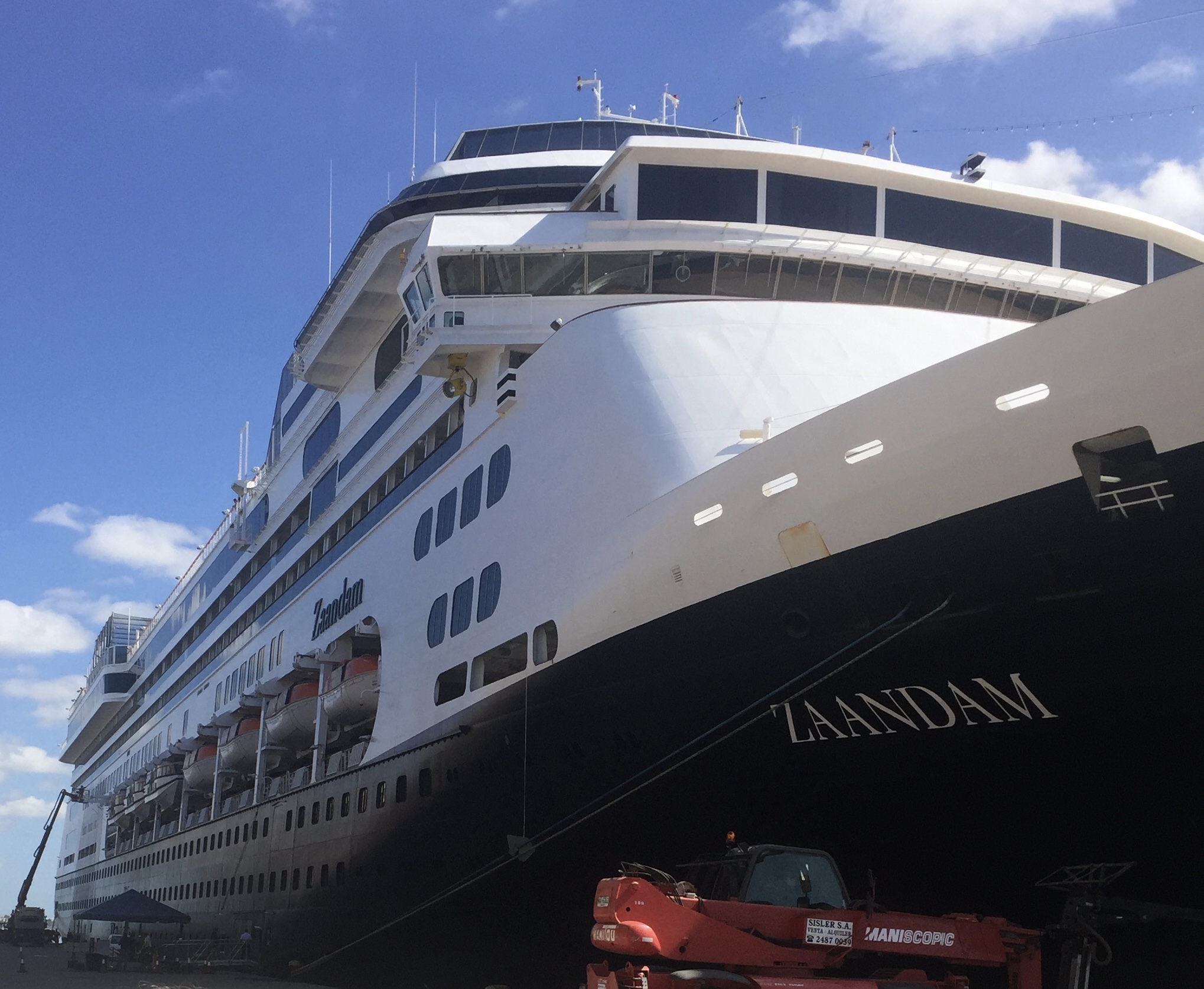 Shore to Ship – A Seagoing South American Adventure